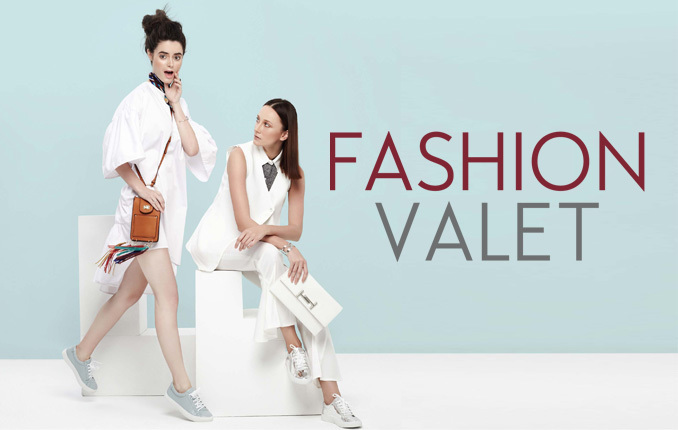 shopping fashion valet